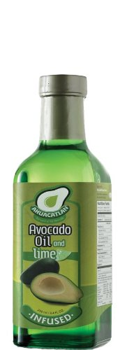 Ahuacatlan Avocado Oil/Lime 1 pack-8.4 OZ