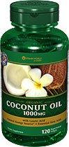 Vitamin World Organic Coconut Oil