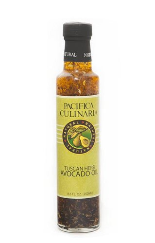 Pacifica Culinaria All Natural Avocado Oil - Tuscan Herbs