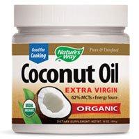 Natures Way Oil Coocnut