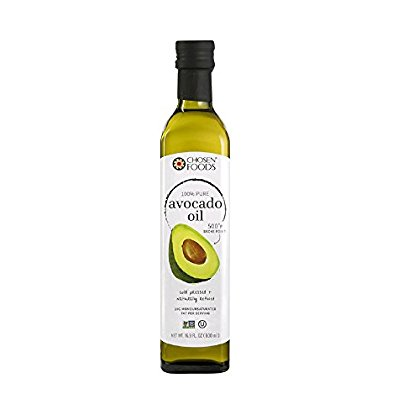 100 % Pure Avocado oil