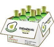 Ahuacaltan Avocado Oil/Garlic 6 pack-16.8 OZ