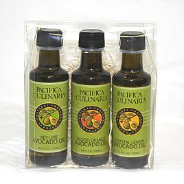 3 Pack Avocado oil gift set