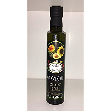 Sunflower and Safflower Oils - 250 ml - 8.45 fl oz