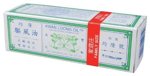 Kwan Loong Oil for Pains of Muscles Thai Prince of Peace
