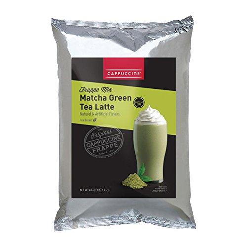Cappuccine 71799-4 Matcha Green Tea Latte (SET OF 5 PER CASE)