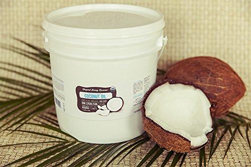 Virgin Cold-pressed Raw Coconut Oil