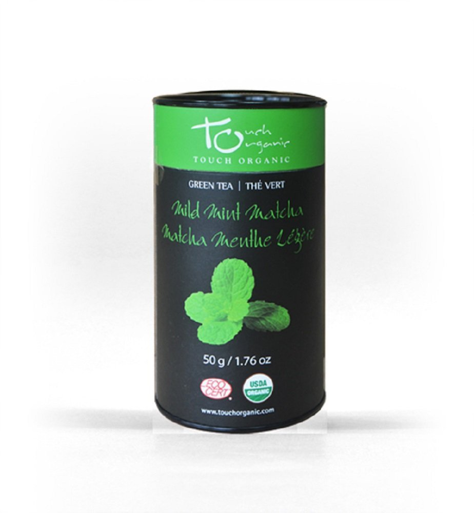 Touch Organic Mild Mint Matcha Green Tea (1.76 oz)