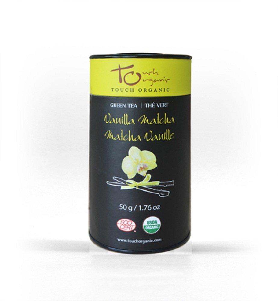 Touch Organic Vanilla Matcha Green Tea (1.76oz)