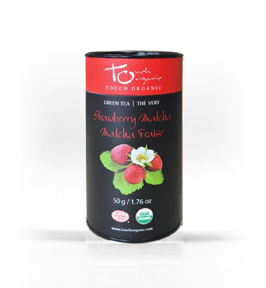 Touch Organic Strawberry Matcha Green Tea (1.76oz)