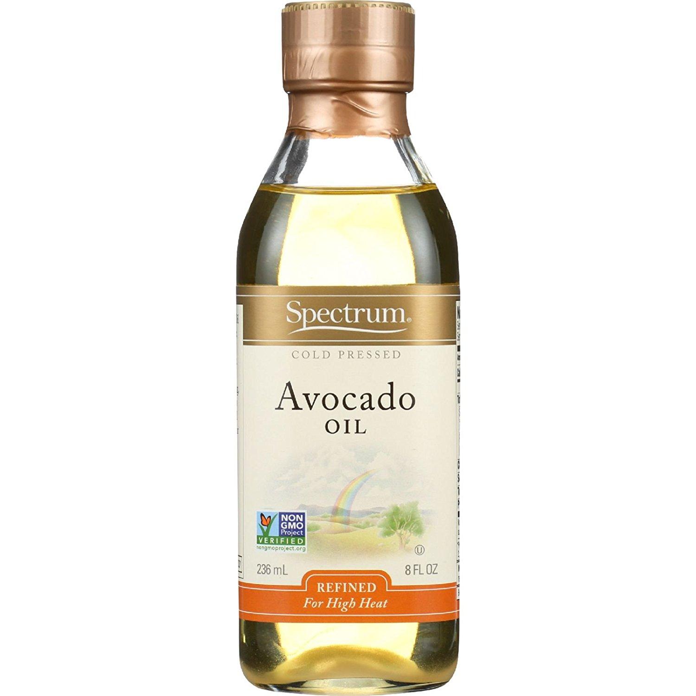 Spectrum Naturals Oil Avocado Refined