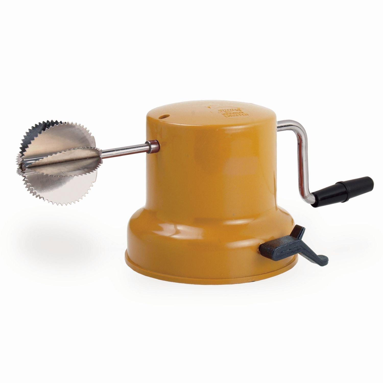 Anjali Coconut Scrapper Premier - Orange Color