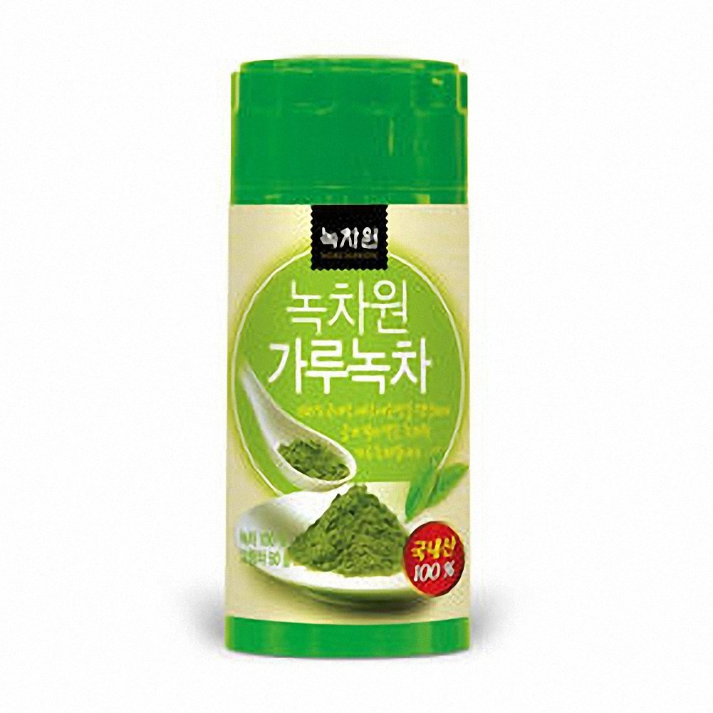 [Nokchawon] Green Tea Powder 50g