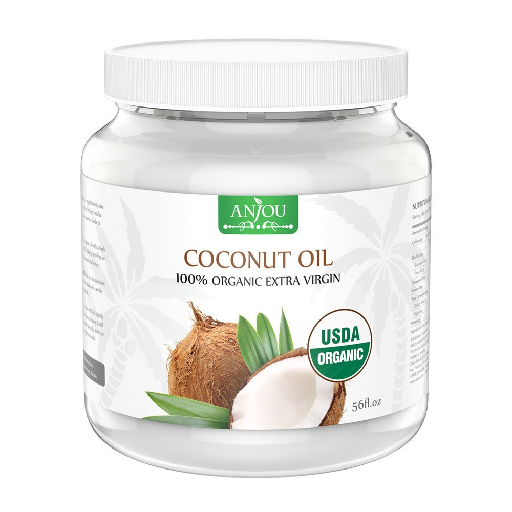 Anjou 56 fl.oz Coconut Oil