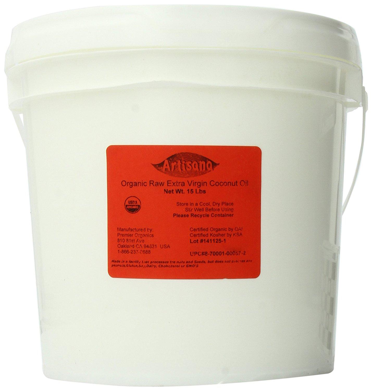 Artisana Extra Virgin Organic Raw Coconut Oil