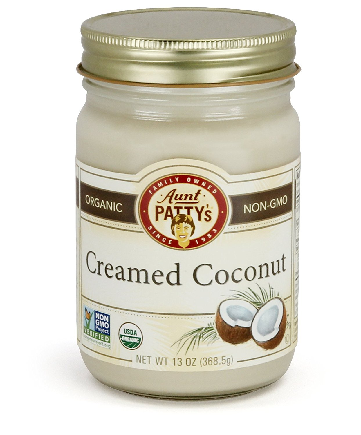 Aunt Patty's Creamed Coconut