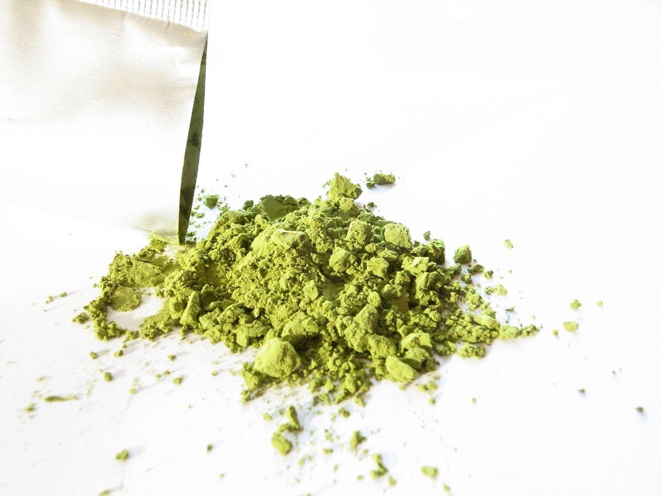 40g Premium Kama Matcha!! 20 Individually Sealed Servings of Sugar Free Green Tea Powder