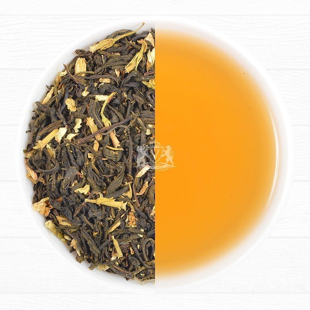 2016 FRESH Jasmine Earl Grey Green Tea ( 3.53oz / 100gm)
