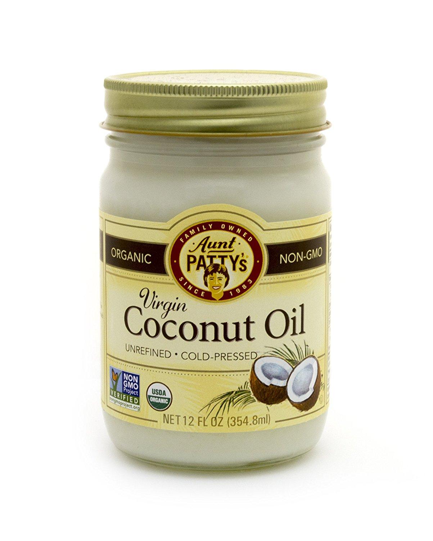 Aunt Patty's Coconut Oil
