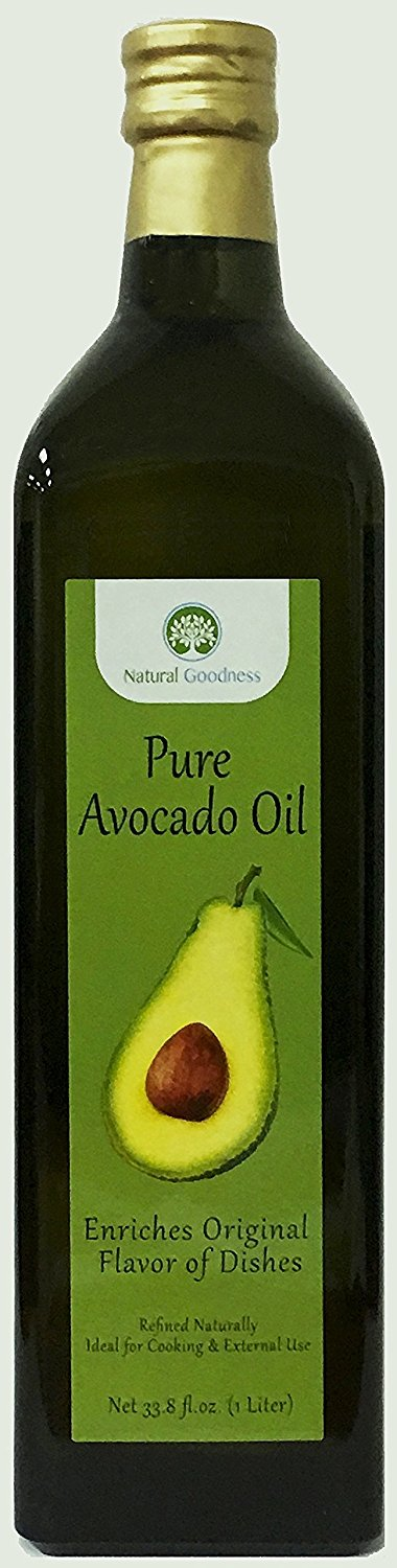 Avocado Oil- 1 Ltr (33.8 Fl)