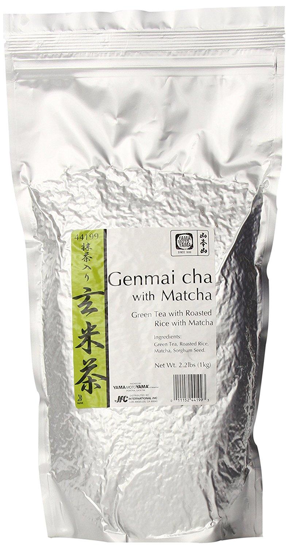 Yamamotoyama Matcha Genmai Cha