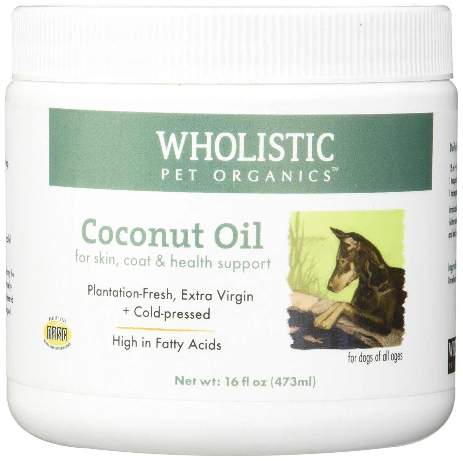 Wholistic Pet Organics Supplement