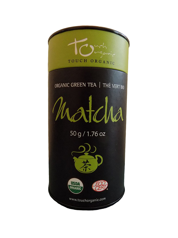 Touch Organic Organic Matcha Green Tea