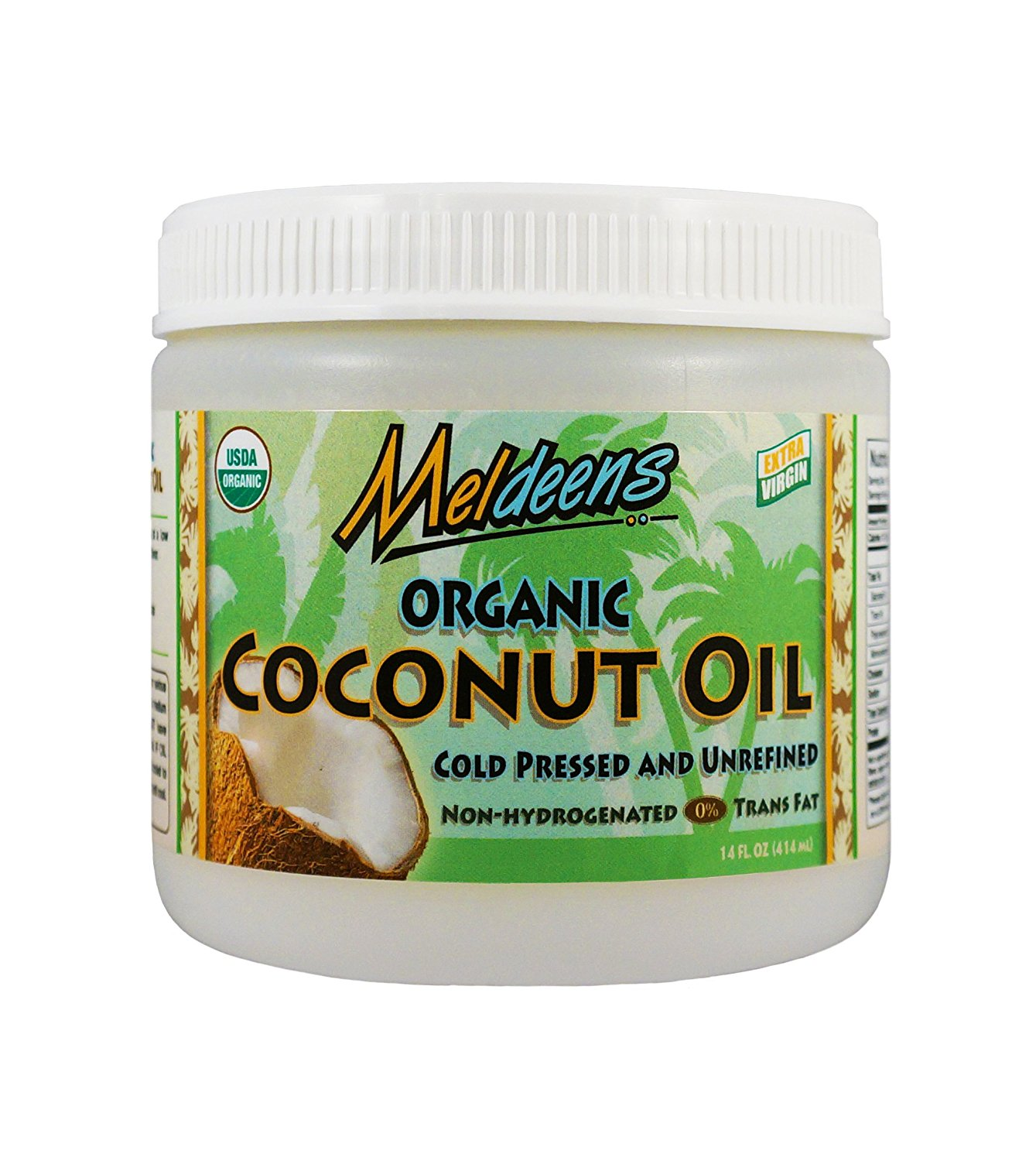 Meldeens  Organic Extra Virgin Coconut Oil