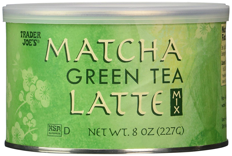 Trader Joe's Matcha Green Tea Latte - Mix