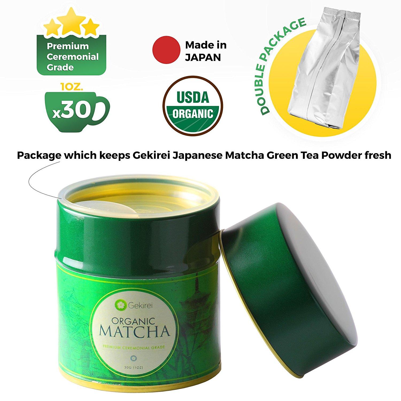 Increases Energy&Focus - 100% Pure Matcha