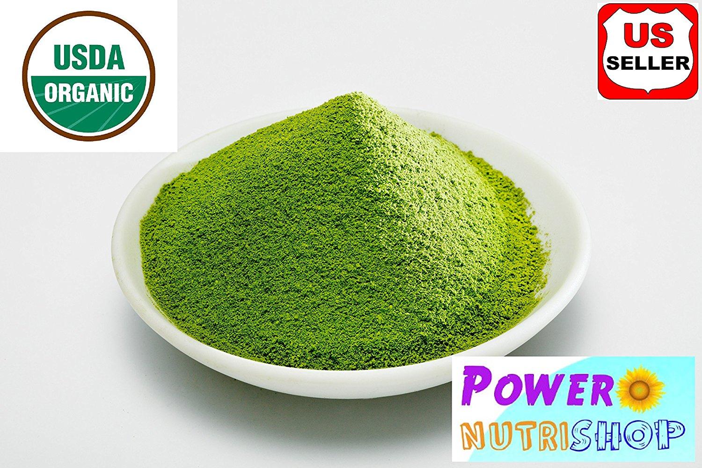 500 gram (1.1 LB) 100% Fresh USDA Organic Japanese Matcha Powder