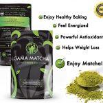 Lattes & Baking Culinary Matcha Powder - Organic Matcha Green Tea Powder - Gluten Free