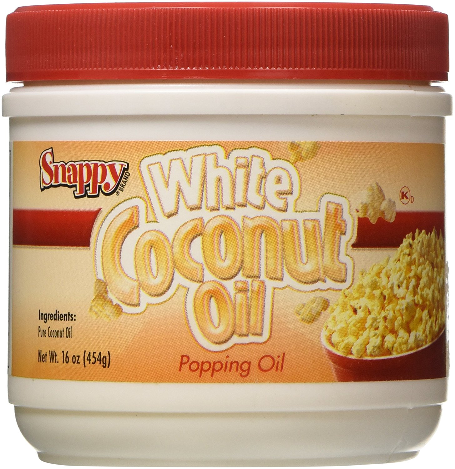 1# Jar Pure (White) Coconut Oil